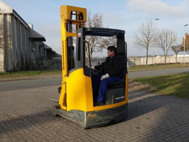 Jungheinrich ETV214 Lagertechnik 1400kg - 8