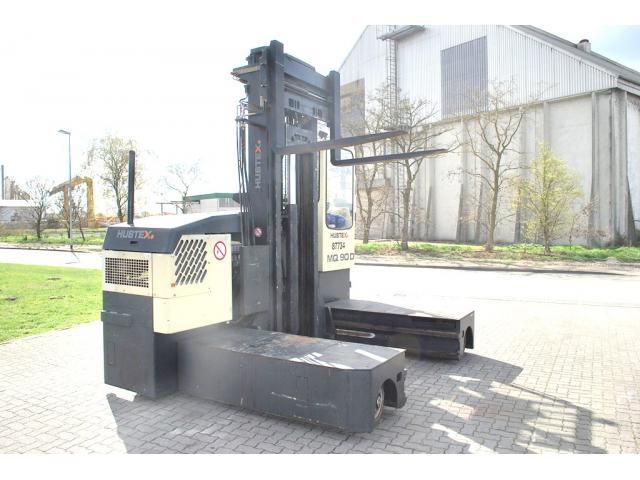Hubtex MQ90D Vierwege Seitenstapler 7000kg - 4
