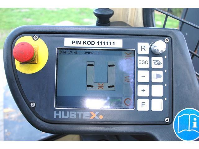 Hubtex MQ90D Vierwege Seitenstapler 7000kg - 6