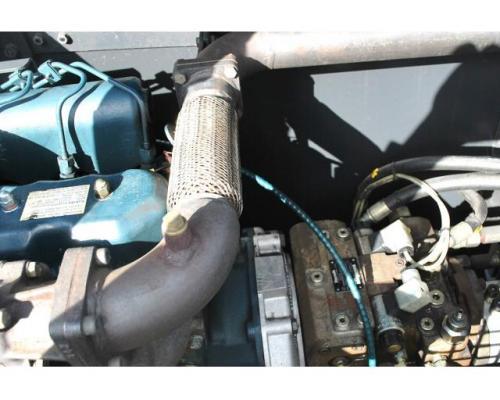 Hubtex MQ90D Vierwege Seitenstapler 7000kg - Bild 7