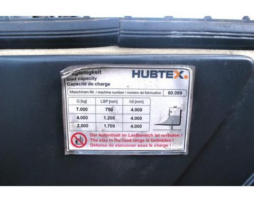 Hubtex MQ90D Vierwege Seitenstapler 7000kg - Bild 8