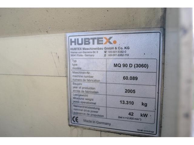Hubtex MQ90D Vierwege Seitenstapler 7000kg - 9