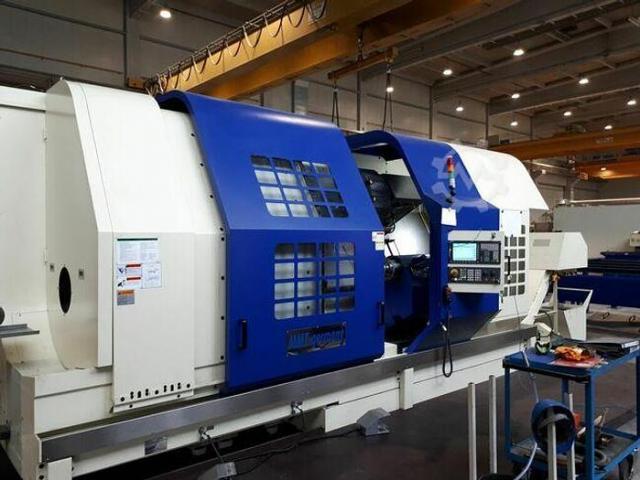 MMT germany SA SB Serie CNC Hohlspindel Schrägbettdrehmaschinen - 2