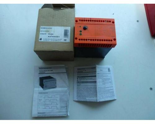 Not-Aus-Modul B05988.48 safemaster - Bild 1