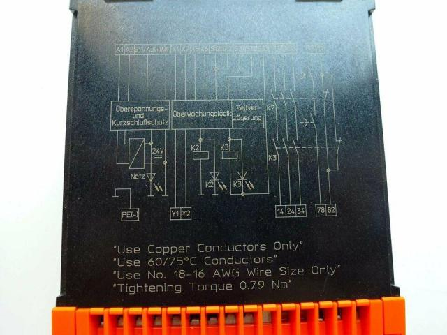 Not-Aus-Modul B05988.48 safemaster - 6