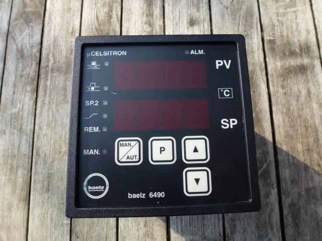 Bälz & Sohn / PMA Celsitron 6490/1-2.4-230 / KS 42.110-000 - 2