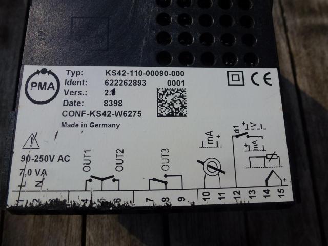 Bälz & Sohn / PMA Celsitron 6490/1-2.4-230 / KS 42.110-000 - 7
