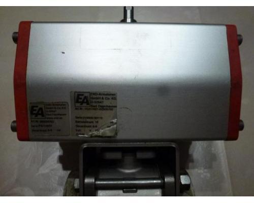 Schwenkantrieb EMD EE620702 pneumatisch federrücks.mit Kugelhahn - Bild 4