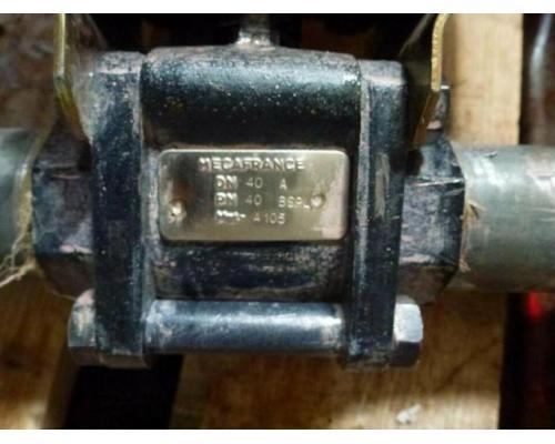 Schwenkantrieb EMD EE620702 pneumatisch federrücks.mit Kugelhahn - Bild 14