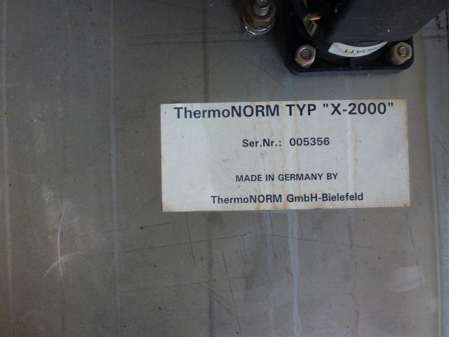 Temperiergerät ThermoNORM - 14