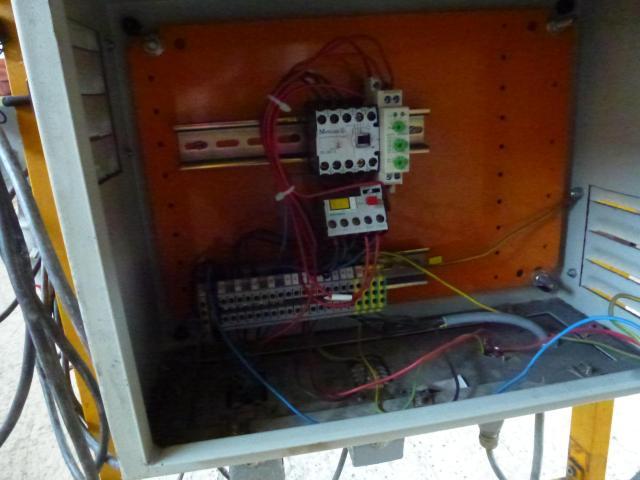 Förderband Gurtförderer 300x50x115cm 0,25 kW in Höhe und Winkel verst. - 4