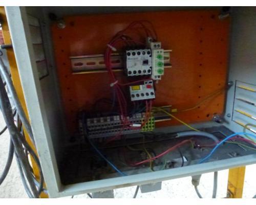 Förderband Gurtförderer 300x50x115cm 0,25 kW in Höhe und Winkel verst. - Bild 4