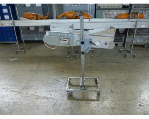 Förderband Gurtförderer 300x50x115cm 0,25 kW in Höhe und Winkel verst. - Bild 12