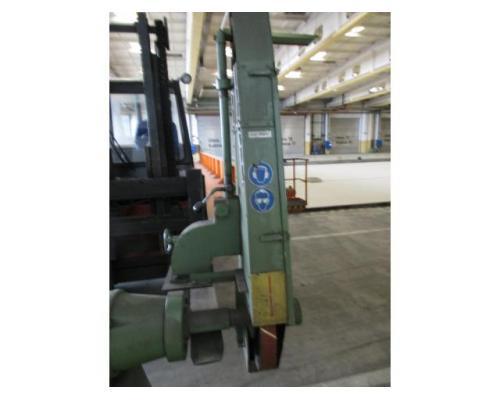 Doppel Bandschleifmaschine Heidenau SEPN 5/5p6 + 30 Bänder LS309X - Bild 3