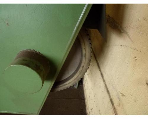 Doppel Bandschleifmaschine Heidenau SEPN 5/5p6 + 30 Bänder LS309X - Bild 5