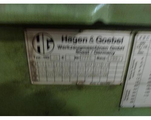 Doppel Bandschleifmaschine Heidenau SEPN 5/5p6 + 30 Bänder LS309X - Bild 10