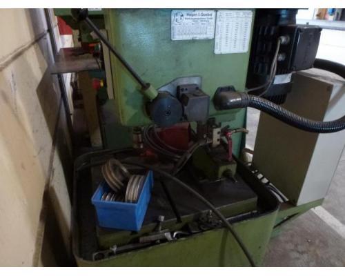 Doppel Bandschleifmaschine Heidenau SEPN 5/5p6 + 30 Bänder LS309X - Bild 12