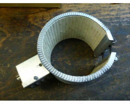 Heizband Heizmanschette Zylinderh Krauss Maffei 130mmx110mm 3200W - Bild 1