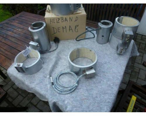 Heizband Heizmanschette Zylinderh Krauss Maffei 130mmx110mm 3200W - Bild 4