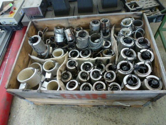 Heizband Heizmanschette Zylinderh Krauss Maffei 130mmx110mm 3200W - 6