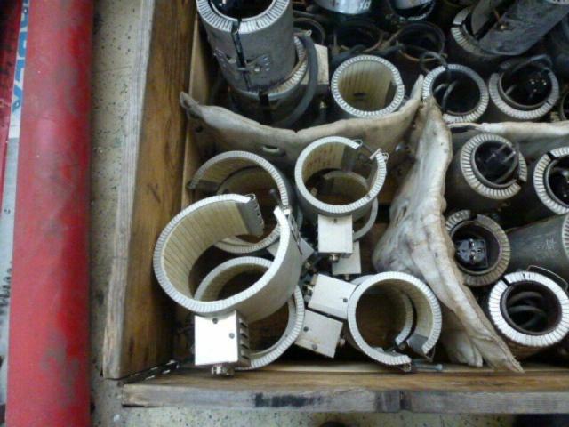 Heizband Heizmanschette Zylinderh Krauss Maffei 130mmx110mm 3200W - 7