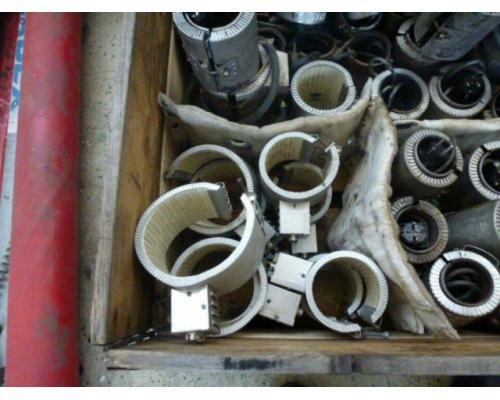 Heizband Heizmanschette Zylinderh Krauss Maffei 130mmx110mm 3200W - Bild 7