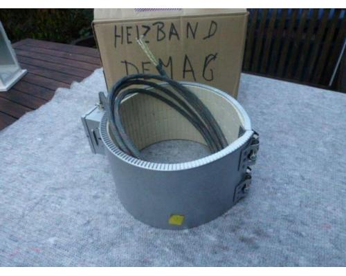 Heizband Heizmanschette Zylinderh Krauss Maffei 130mmx110mm 3200W - Bild 10