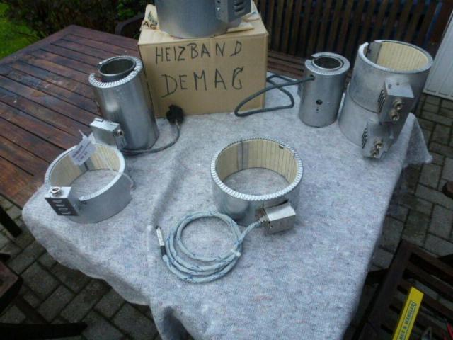 Heizband Heizmanschette Zylinderheizung Arburg - 7