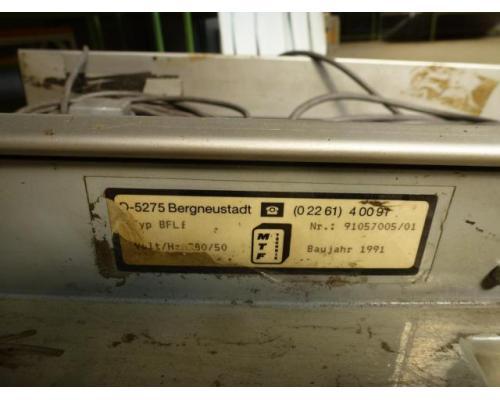 Förderband Gurtförderer MTF MTF Technik BergneustadtBand reparaturbe. - Bild 3