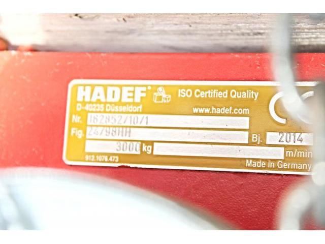 Hadef 24/98 HH Fig.9/98 3 to - 2
