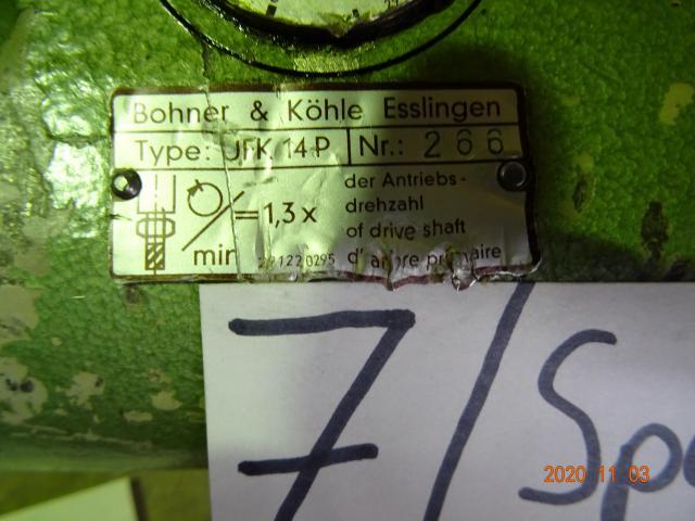 Bohner u Koehle Winkelfräsköpfe - 2