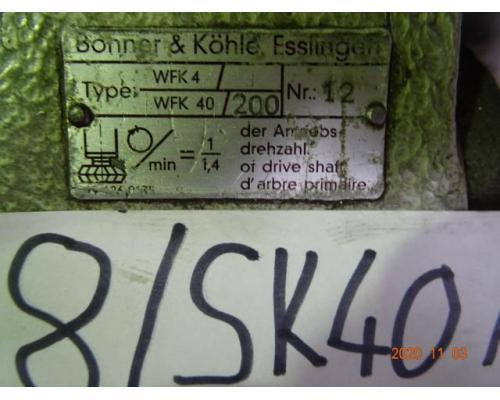 Bohner u Koehle Winkelfräsköpfe - Bild 4