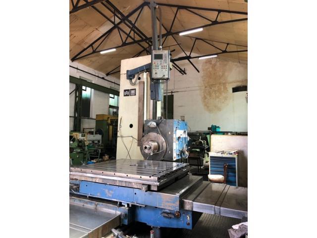 CNC Horizontales Bohr- und Fräswerk - 3 Achsen BFT 110/6 - 1