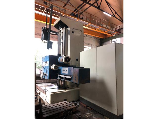 CNC Horizontales Bohr- und Fräswerk - 3 Achsen BFT 110/6 - 4