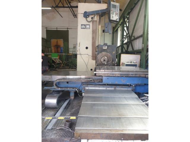 CNC Horizontales Bohr- und Fräswerk - 3 Achsen BFT 110/6 - 6