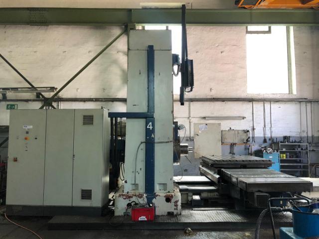 CNC Horizontales Bohr- und Fräswerk - 3 Achsen BFT 110/6 - 7