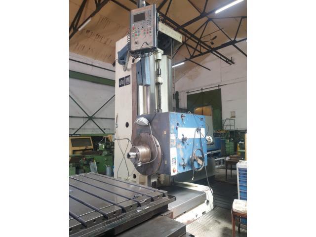 CNC Horizontales Bohr- und Fräswerk - 3 Achsen BFT 110/6 - 9