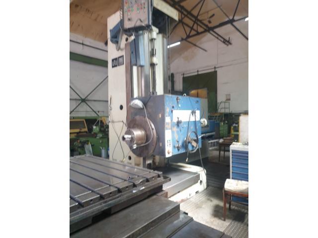 CNC Horizontales Bohr- und Fräswerk - 3 Achsen BFT 110/6 - 10