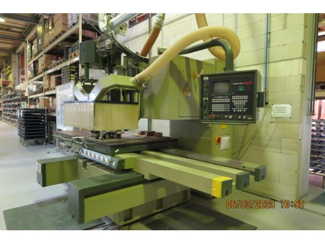 Oberfräsautomat CNC 35 - 1