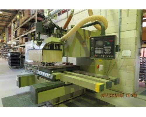 Oberfräsautomat CNC 35 - Bild 1