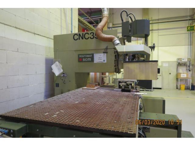 Oberfräsautomat CNC 35 - 3