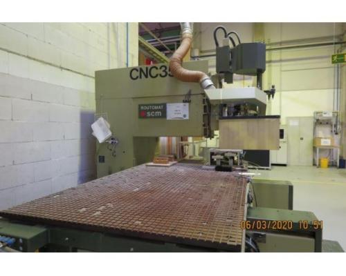 Oberfräsautomat CNC 35 - Bild 3
