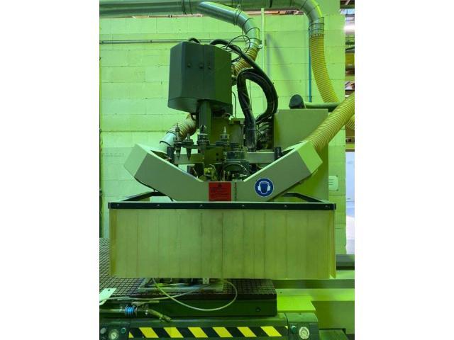 Oberfräsautomat CNC 35 - 5