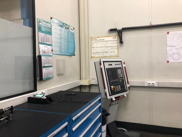 CNC Koordinaten Messmaschine - 6 Achsen LHF 3820 40 - 6
