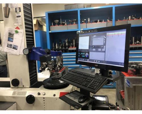 CNC Koordinaten Messmaschine - 6 Achsen LHF 3820 40 - Bild 7