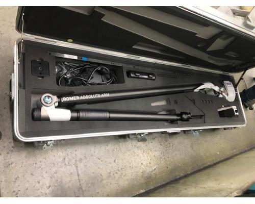 CNC Koordinaten Messmaschine - 6 Achsen LHF 3820 40 - Bild 8