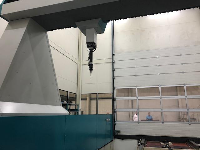 CNC Koordinaten Messmaschine - 6 Achsen LHF 3820 40 - 11