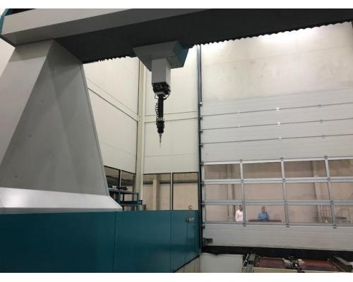 CNC Koordinaten Messmaschine - 6 Achsen LHF 3820 40 - Bild 11