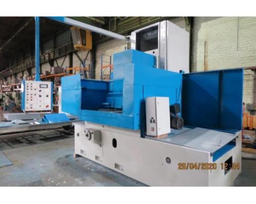 Rundtisch - Flachschleifmaschine SFSRV 1250/2 - Bild 1