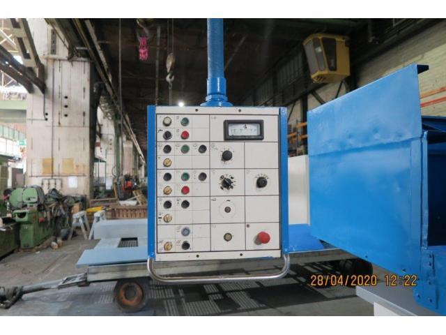 Rundtisch - Flachschleifmaschine SFSRV 1250/2 - 3